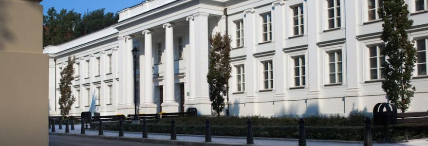 Gmach Auditorium Maximum po generalnym remoncie.