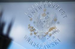 Nowoczesne godło uczelni