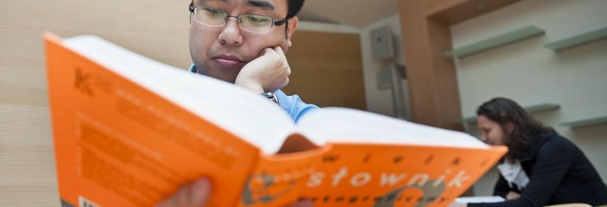 Studenci zagraniczni na UW