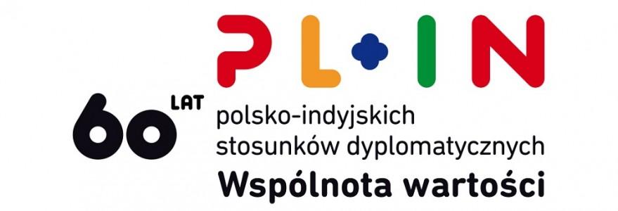 Logotyp konferencji polsko-indyjskiej