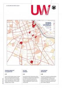 Okładka pisma uczelni, numer 75-5, 2015