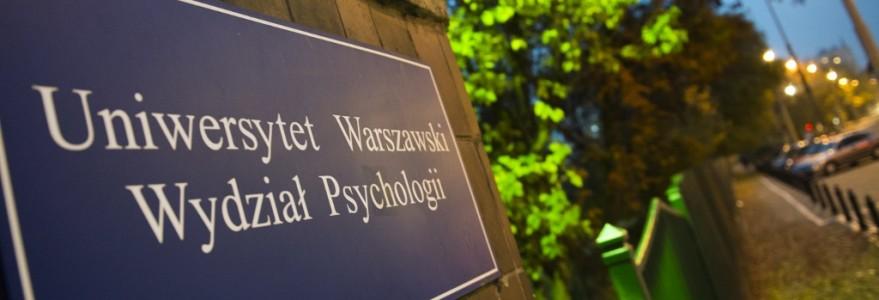 Siedziba Wydziału Psychologii UW