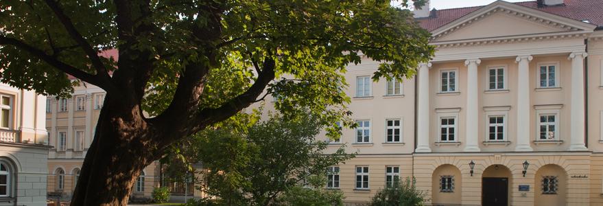Wydział Polonistyki, fot. M. Kaźmierczak
