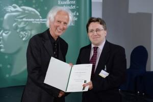 Dr Kloc-Konkołowicz - nagroda Humboldta 2014