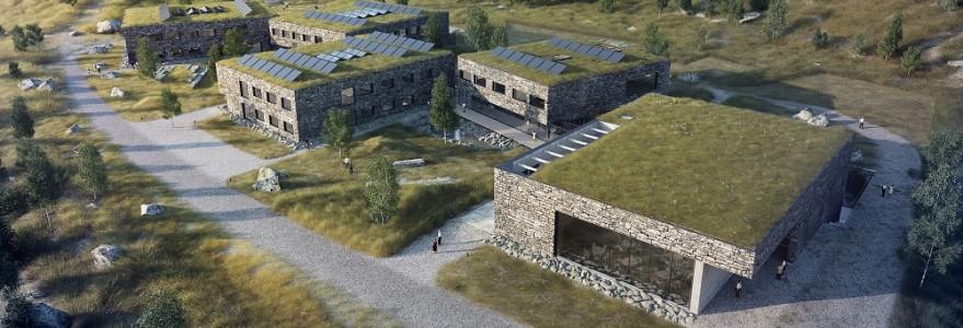Europejskie Centrum Edukacji Geologicznej w Chęcinach, projekt pracowni WXCA