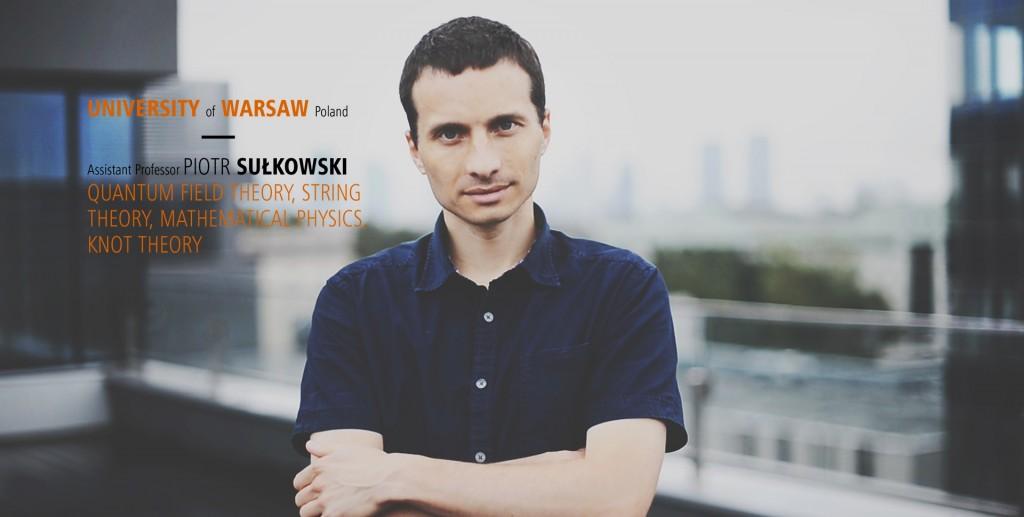 Film o prof. P. Sułkowskim (otwiera się w nowym oknie)
