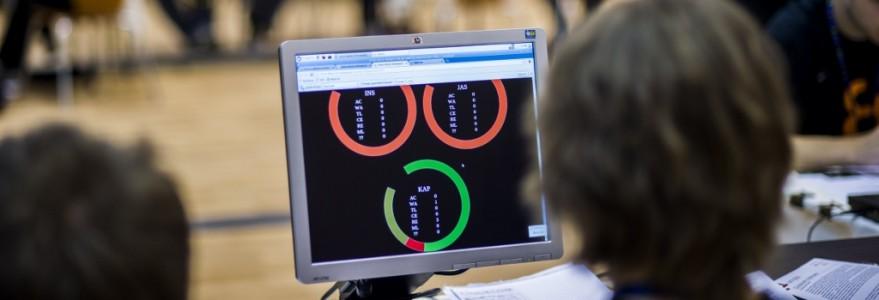 Mistrzostwa Europy Środkowej w ProgramowaniuZespołowym, Kraków 2014, zdjęcie