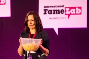 FameLab 2015, A. Klemba
