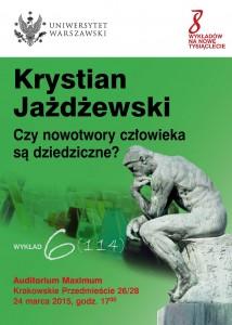 Plakat Jazdzewski