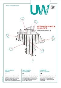 Okładka pisma uczelni, numer 73-3, 2015