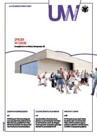 Okładka pisma uczelni, numer 74-4, 2015