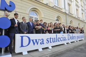 Inauguracja 2015-2016 urodziny