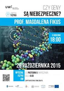 2015.10.29_prof. Fikus_Zapytaj fizyka_PLAKAT_A3.cdr