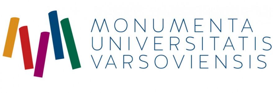 Monumenta Universitatis Varsoviensis