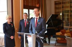 Order_Zasługi_ambasada_Francji_rektor_Pałys