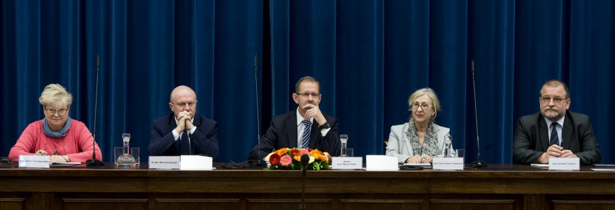 Kandydaci na prorektorów 2016