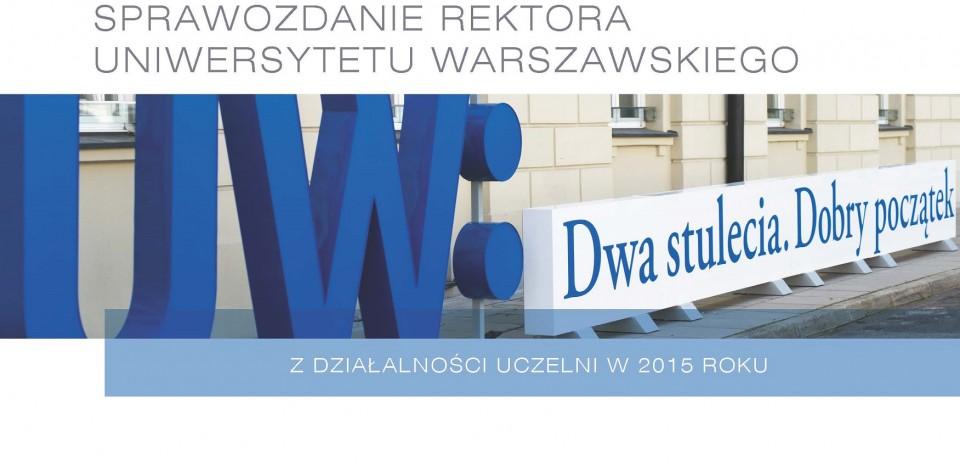 Sprawozdanie za 2015 rok