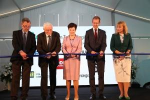 Otwarcie centrum ICM UW na Białołęce,17.06.2016