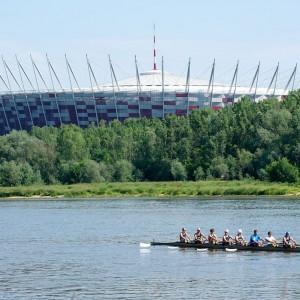 Warsaw River Race - bulwary wiślane, Warszawa, Polska, 4.06.2016 r. fot. Michał Szypliński (skifoto.pl)