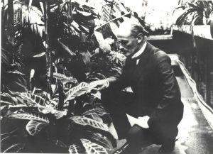 B.Hryniewiecki_rektor_UW_1926-1927