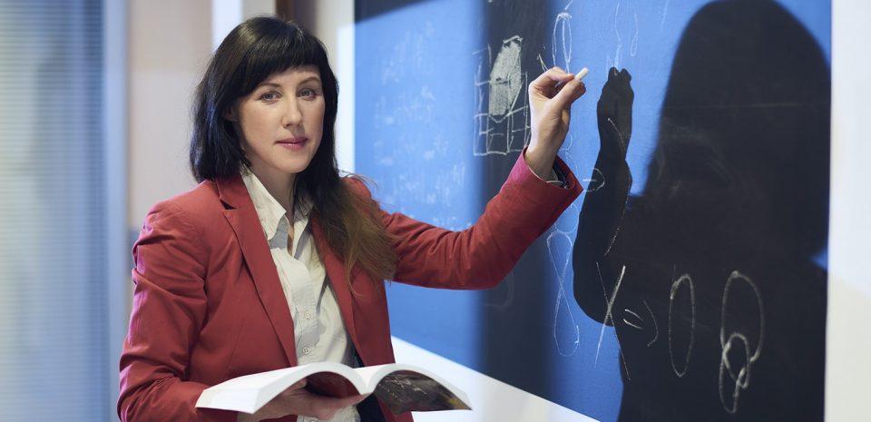 Dr hab. J. Sułkowska wschodzącym talentem nauki UNESCO