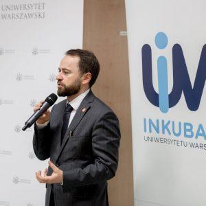 Michał Olszewski, wiceprezydent m.st. Warszawy