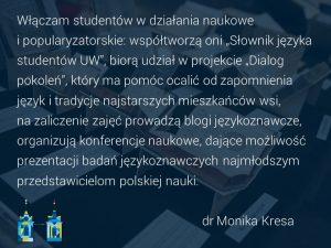 Monika Kresa - cytat 2