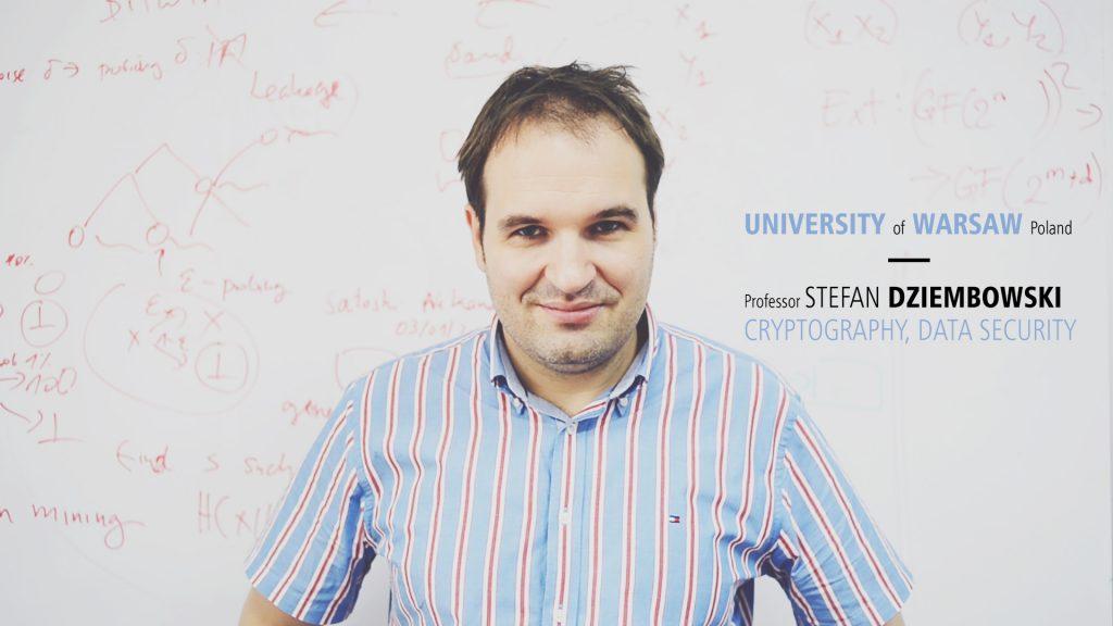 Film o prof. Stefanie Dziembowskim (otwiera się w nowym oknie)