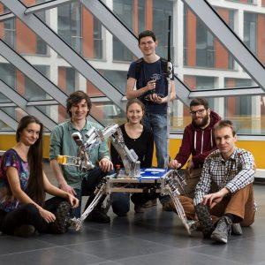University of Warsaw Rover Team z Axolotlem