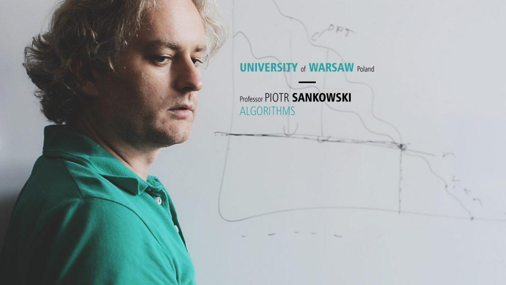 Film o prof. P. Sankowskim (otwiera się w nowym oknie)