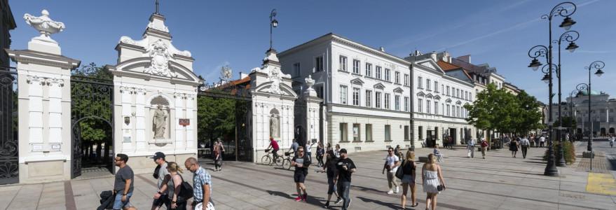Brama główna, Krakowskie Przedmieście (jpg)