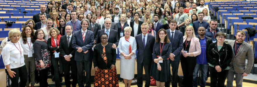 Inauguracja roku akademickiego Joint European Master's in International Humanitarian Action