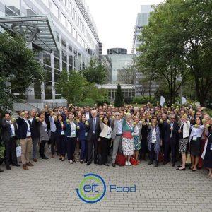 Uczestnicy walnego zgromadzenia EIT Food. Źródło: konto twitterowe EIT Food