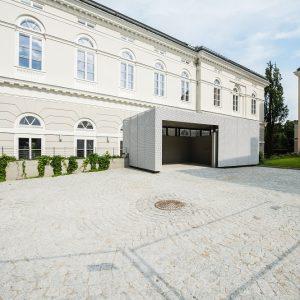 Gmach Audytoryjny po renowacji.