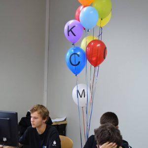 Drużyna z UW podczas zawodów we Wrocławiu. Źródło: http://tiny.pl/gp63q