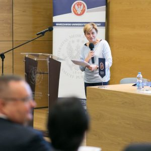 Spotkanie dot. współpracy naukowej UW i WUM, fot. WUM