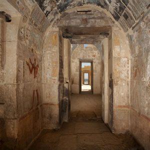 Widok pomieszczeń sanktuarium po zakończeniu prac. Fot. M. Jawornicki.