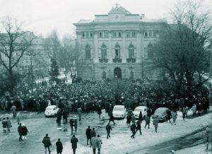 marzec '68, fot. IPN