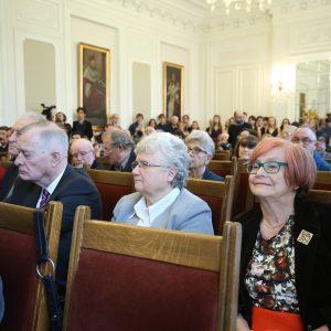 Doktorat honoris causa UW dla Siergieja Kowalowa, fot. M. Kluczek