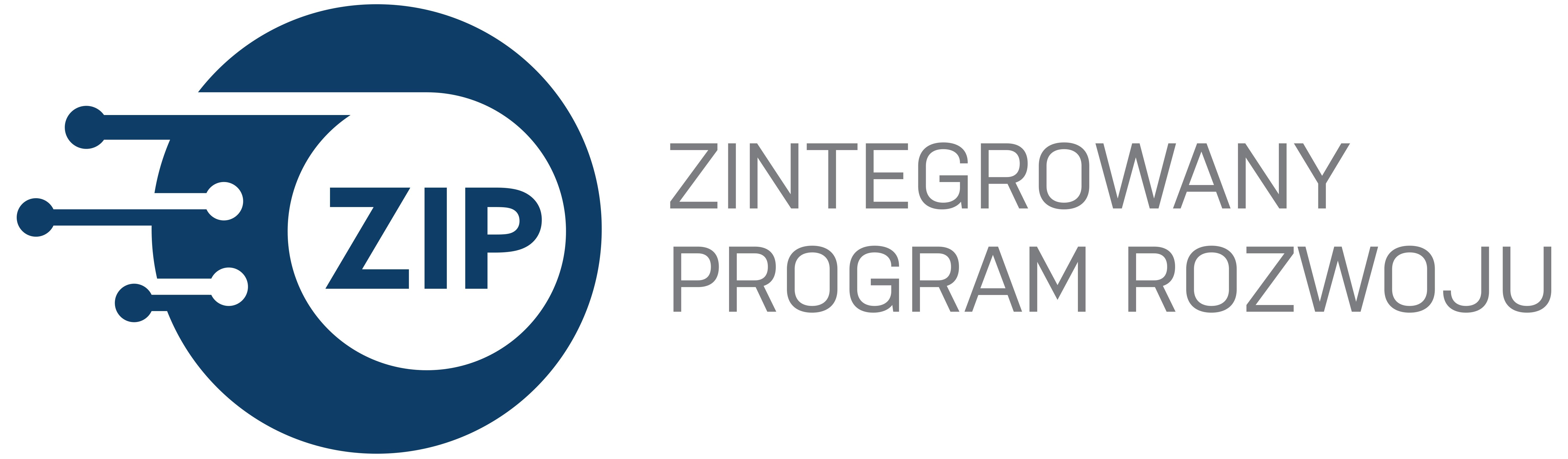 Logotyp programu ZIP