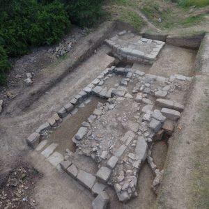 Wykopaliska w Albanii fot. Ośrodek Badań nad Antykiem Europy Południowo-Wschodniej UW