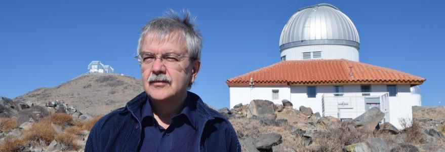 Prof. Andrzej Udalski, Obserwatorium Astronomiczne UW