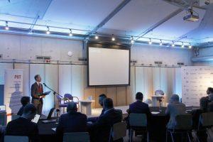 Spotkanie Klubu Innowacji UW. Fot. UOTT