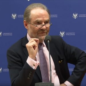 Prof. Timothy Garton Ash na UW