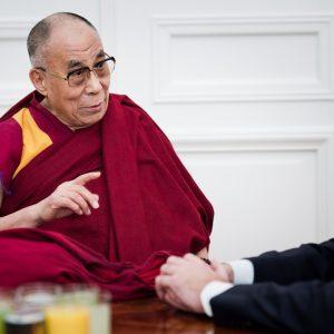 Wizyta Dalajlamy na UW