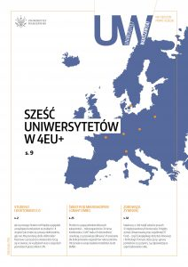 Okładka pisma uczelni, numer 89-1, 2019