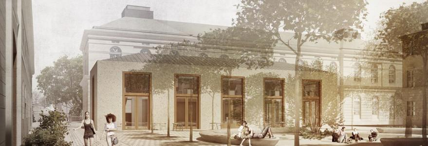 Projekt zdobywców I miejsca - pracowni 22 Architekci.