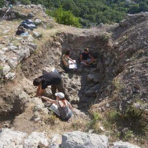 Odkrycia archeologów w Risan. Fot. P. Dyczek