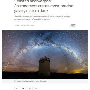 Wielka Brytania, Sky News: https://news.sky.com/story/twisted-and-warped-astronomers-create-most-precise-galaxy-map-to-date-11775325
