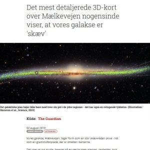 Dania, Videnskab.dk: https://videnskab.dk/naturvidenskab/det-mest-detaljerede-3d-kort-over-maelkevejen-nogensinde-viser-at-vores-galakse-er